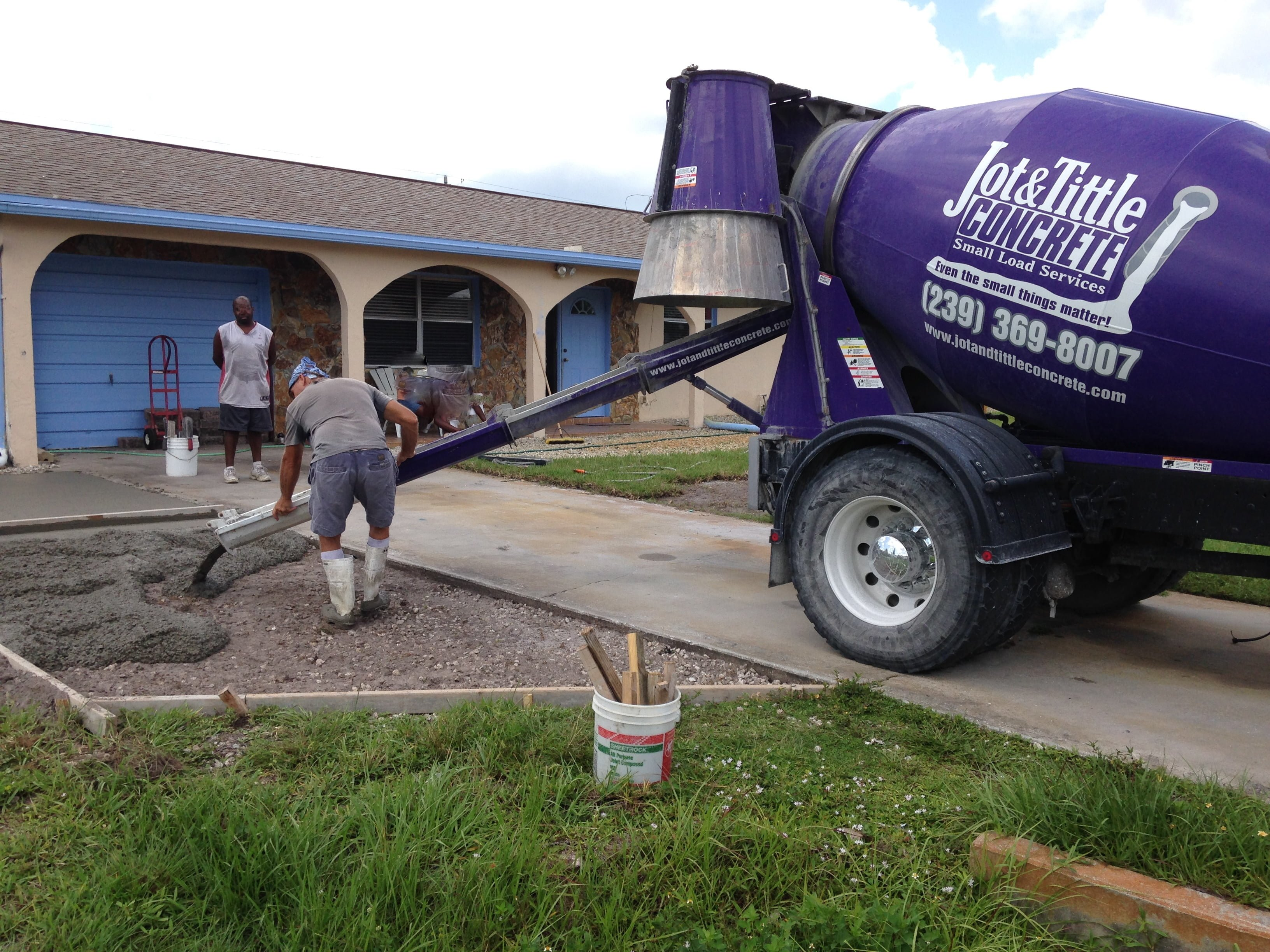 concrete products in southwest florida