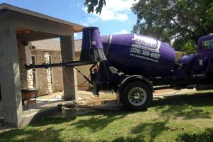 small load concrete delivery in Southwest Florida