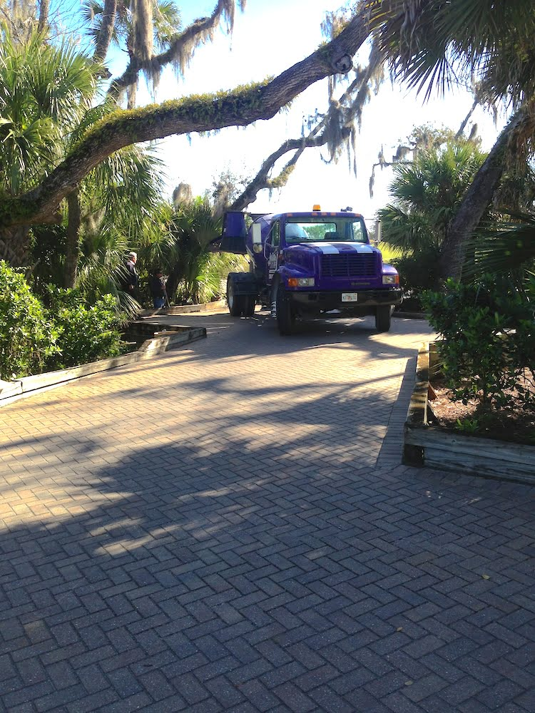 concrete trucks southwest florida