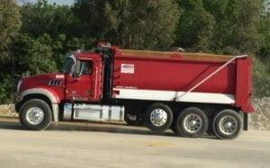jot and tittle dump truck